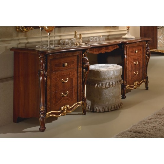 Donatello Wood Vanity Dresser photo