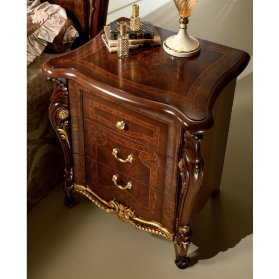 Donatello Wood Nightstand photo
