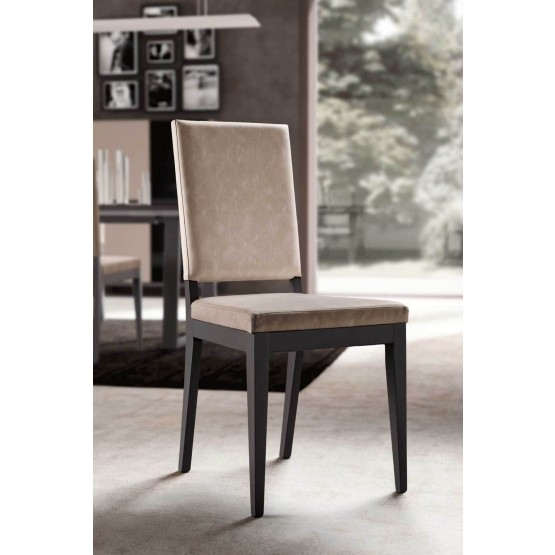 Kali Modern Eco-Leather Dining Chair photo