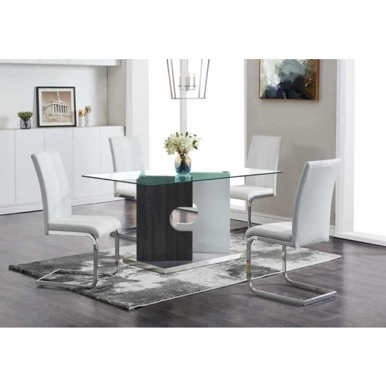 D219 Dining Room Set, Composition 2 photo