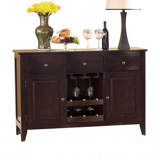 Crown Point Classic Wood Buffet photo