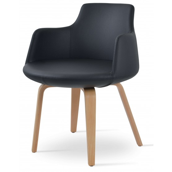 Dervish Plywood Dining Chair photo