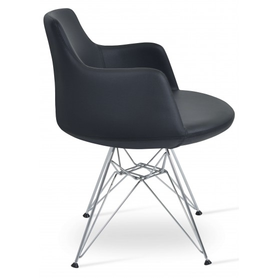 Dervish Tower Dining Chair photo