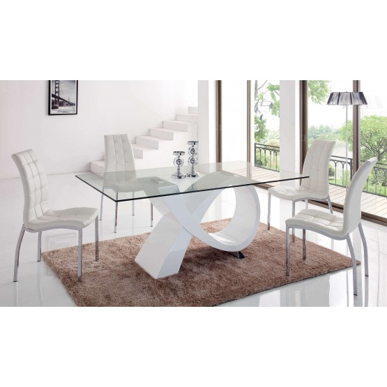 989 Modern Dining Room Set photo
