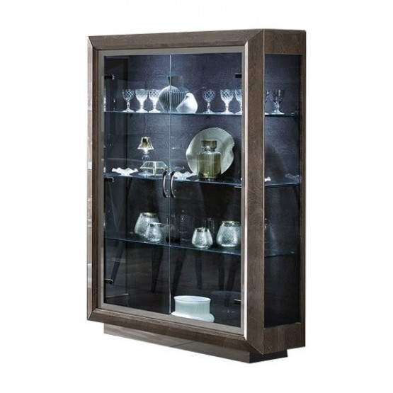 Elite China Cabinet w/2 Doors photo