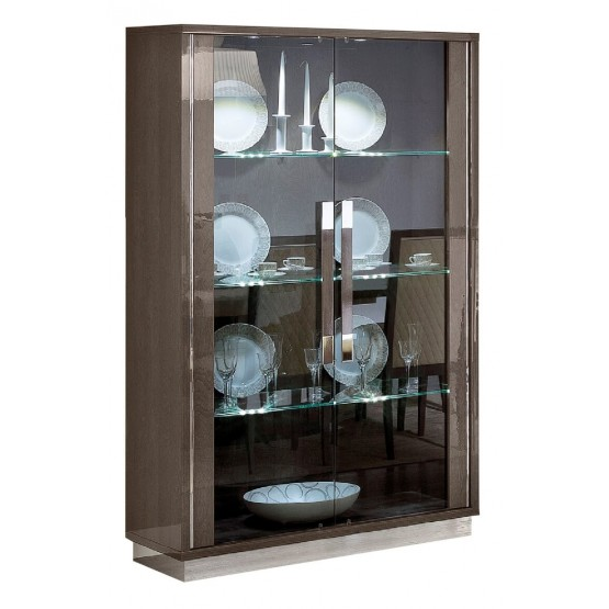 Platinum China Cabinet w/2 Doors photo