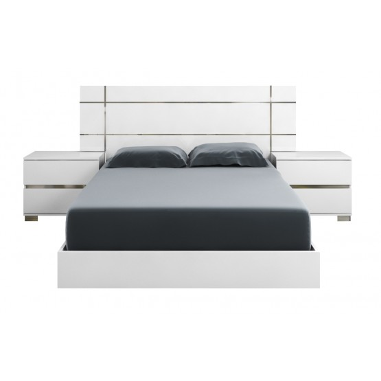 Dream Wood Bed, Queen Size photo