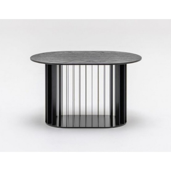 Roll Oval MDF Coffee Table photo