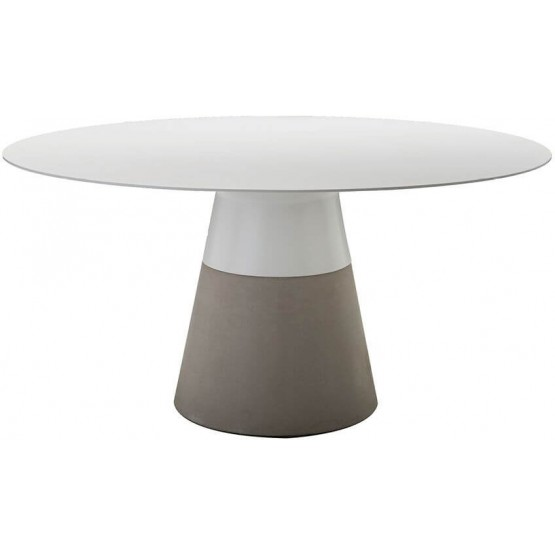 Maldives Solid Surface Dining Table photo