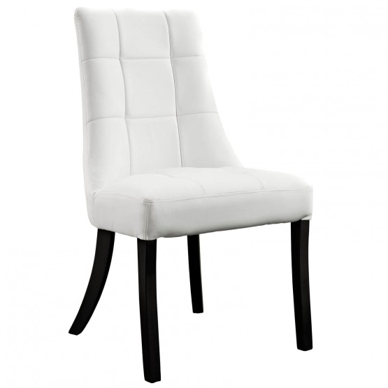 Noblesse Dining Vinyl Side Chair photo
