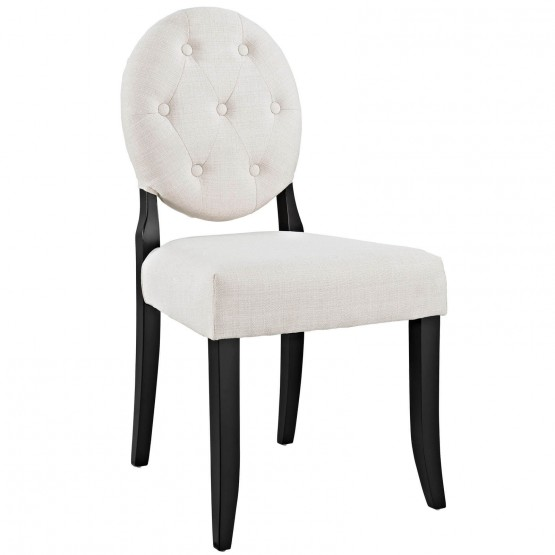 Button Dining Side Chair photo