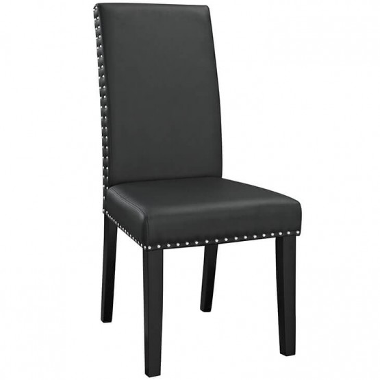Parcel Dining Vinyl Side Chair photo