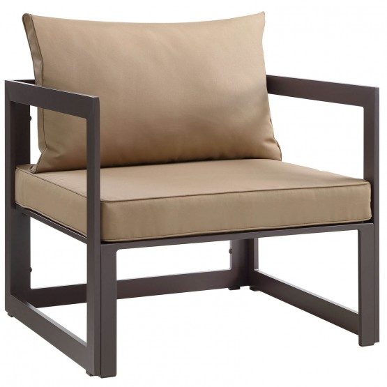 Fortuna Outdoor Patio Armchair photo