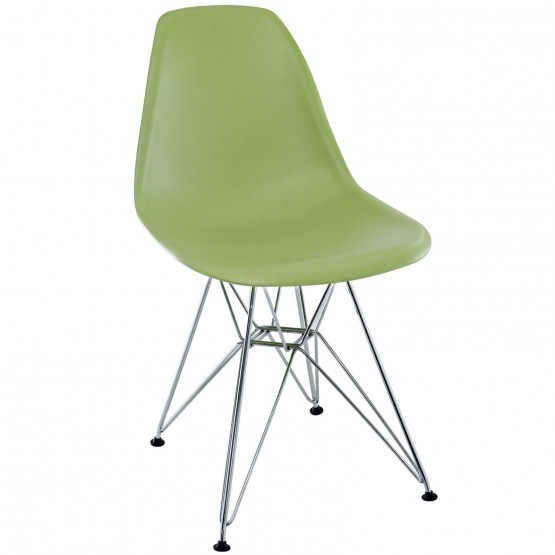 Paris Dining Side Chair, Green photo