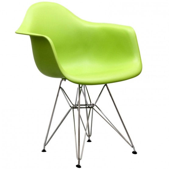 Paris Dining Armchair, Green photo