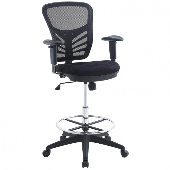 Articulate Adjustable Drafting Chair photo