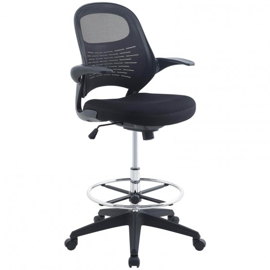 Stealth Adjustable Drafting Chair photo
