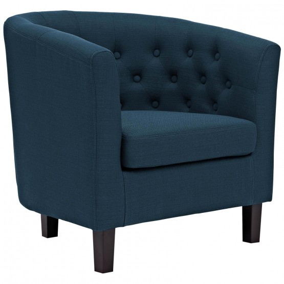 Prospect Upholstered Fabric Armchair photo