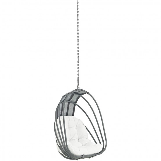 Whisk Outdoor Patio Swing Chair Without Stand photo