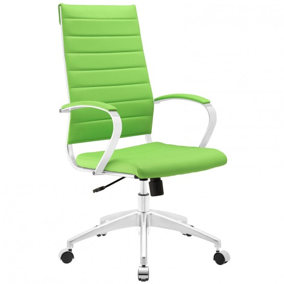 Jive Highback Office Chair, Bright Green photo