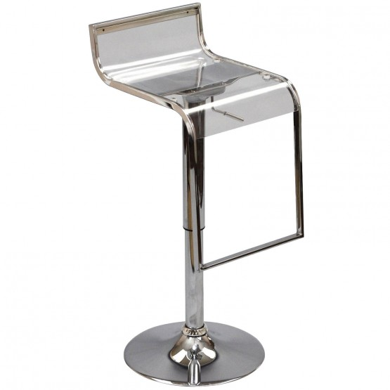 LEM Acrylic Bar Stool photo