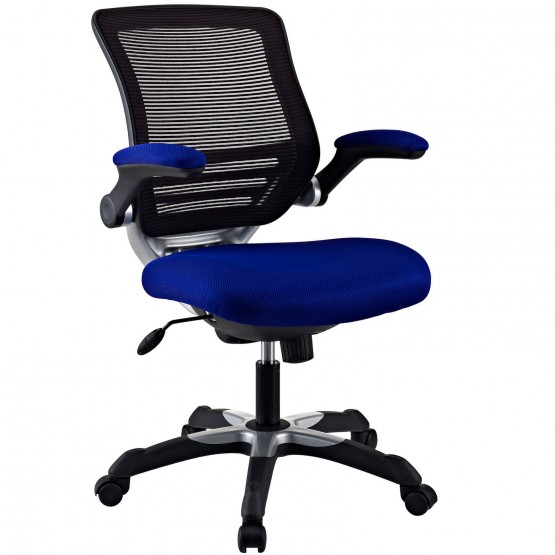 Edge Office Chair, Blue photo