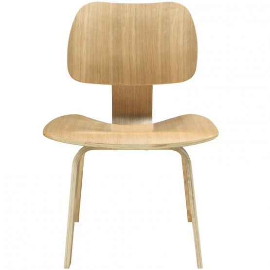 Fathom Dining Side Chair, Natural photo