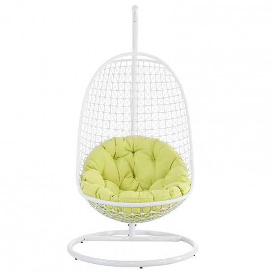 Encounter Swing Outdoor Patio Lounge Chair photo