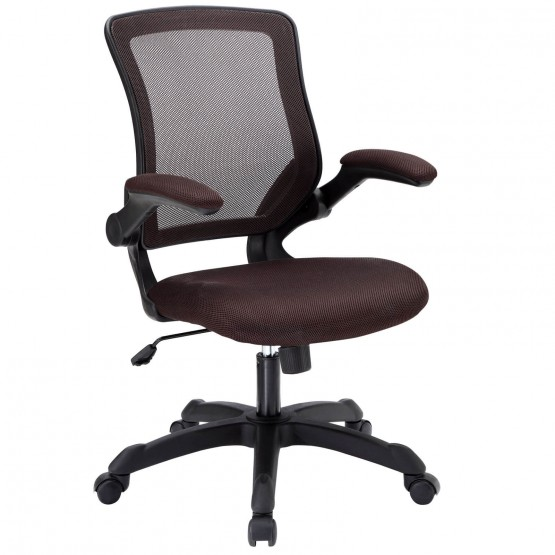 Veer Office Chair, Brown photo