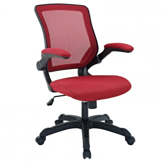 Veer Office Chair, Red photo