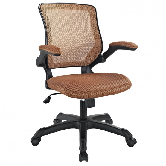 Veer Office Chair, Tan photo