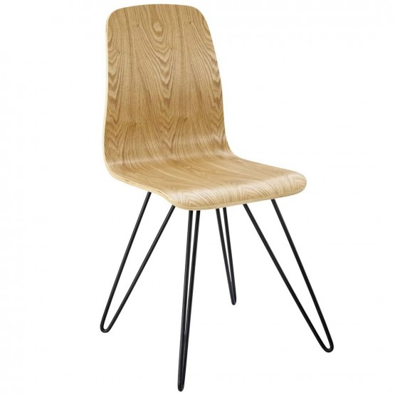 Drift Bentwood Dining Side Chair photo