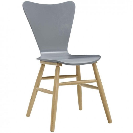 Cascade Wood Dining Chair photo