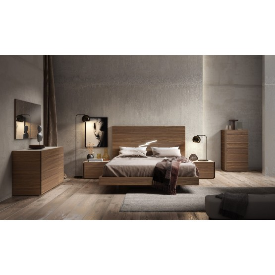 Faro Premium Platform Bedroom Set photo