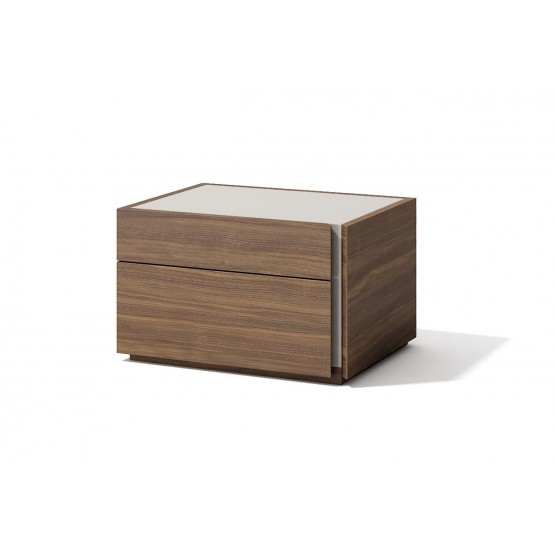 Faro Premium Wood Veneer Right Nightstand photo