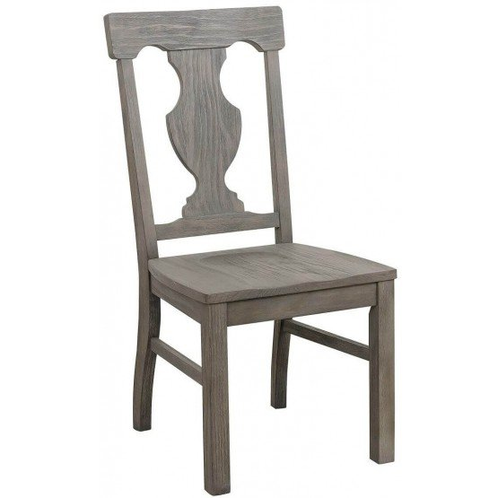 Toulon Classic Wood Dining Chair photo