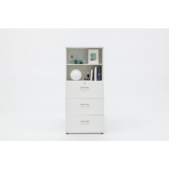 Standard Filing Drawers Office Storage Cabinet photo