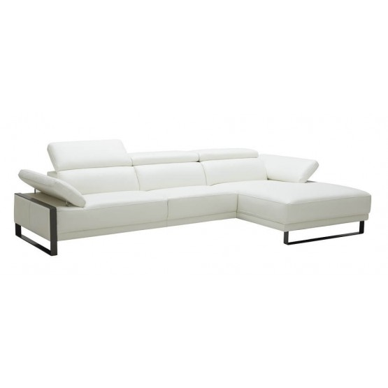 Fleurier Leather Sectional photo