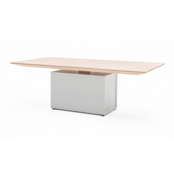 Gravity Electric Height Adjustable Conference Table photo