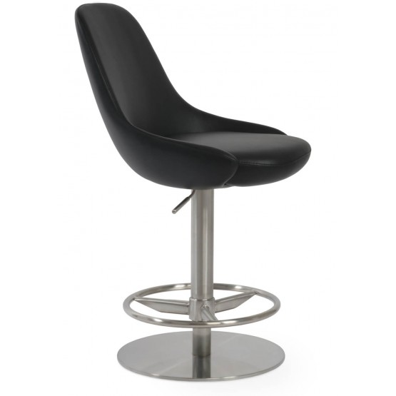 Gazel Piston Swivel Stool photo