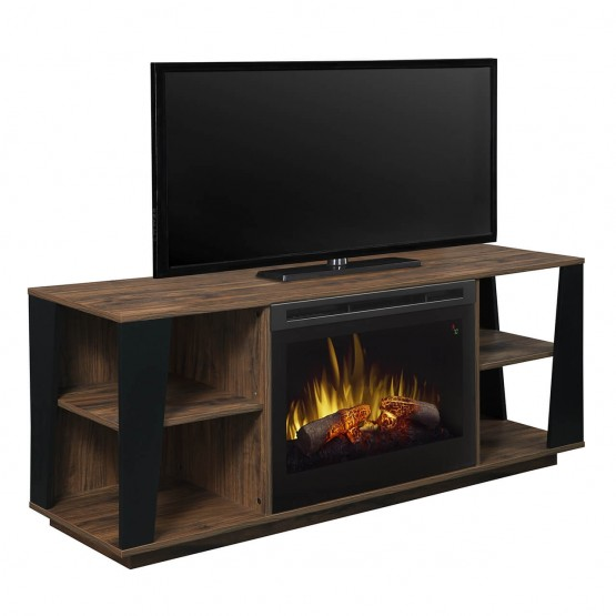 Arlo Media Console Electric Fireplace photo