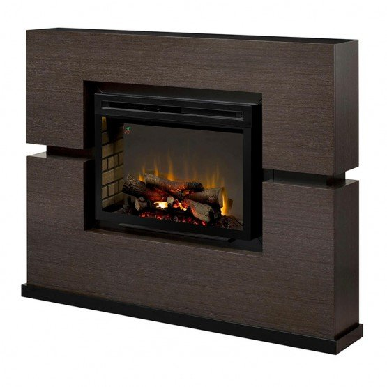 Linwood Mantel Electric Fireplace, Realogs 33
