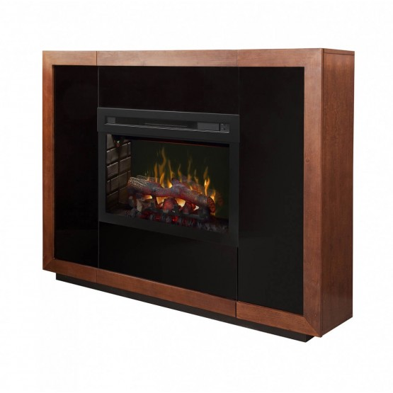 Salazar Mantel Electric Fireplace, Realogs 33