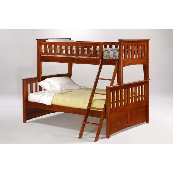 Ginger Wood Bunk Bed photo