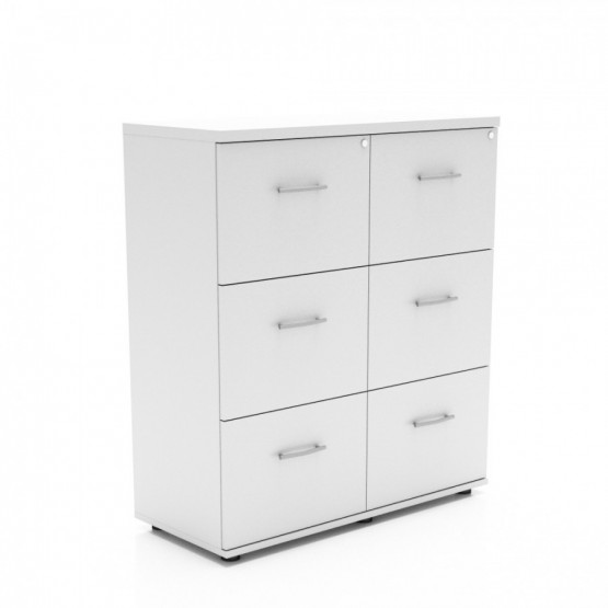 Standard Filing Drawers Office Cabinet photo