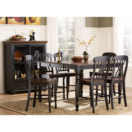 Ohana Country Counter Dining Room Set photo