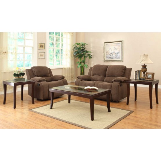 Duane Occasional Table Set (Coffee Table + 2 End Tables) photo
