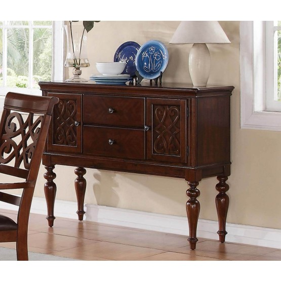 Cresswell Leg Classic Wood/Wood Veneer Buffet photo