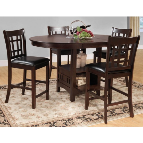 Junipero Transitional Counter Dining Room Set photo