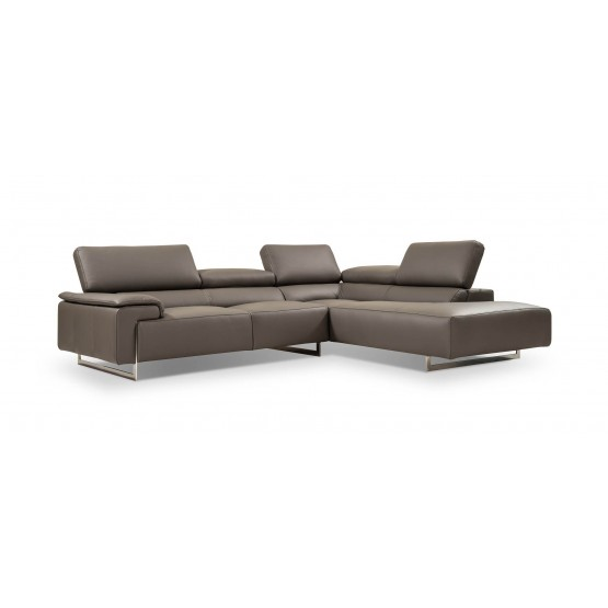 I794 Premium Leather Sectional photo
